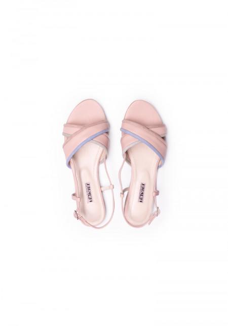 URLA BLACK SNAKE oxford shoes
