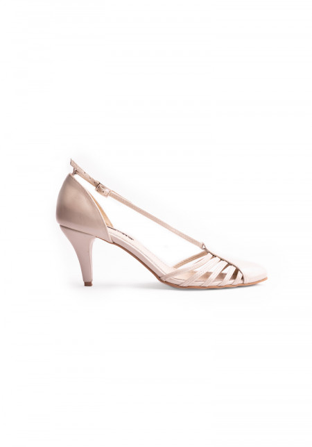 ANMORE II ARMY GREEN booties