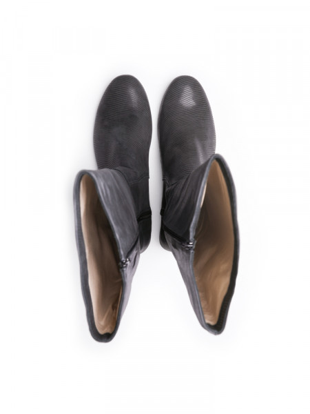 ANMORE GREEN booties